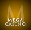 mega casino logo storre