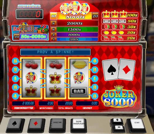 jackpot8000 desktop