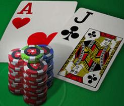 PokerStars Blackjack lobby