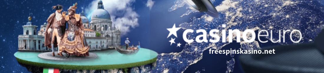 CasinoEuro Europe