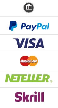 Betalingsmetoder på Lapalingo