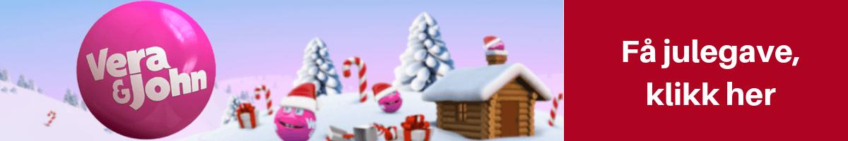 Julekalender Vera John
