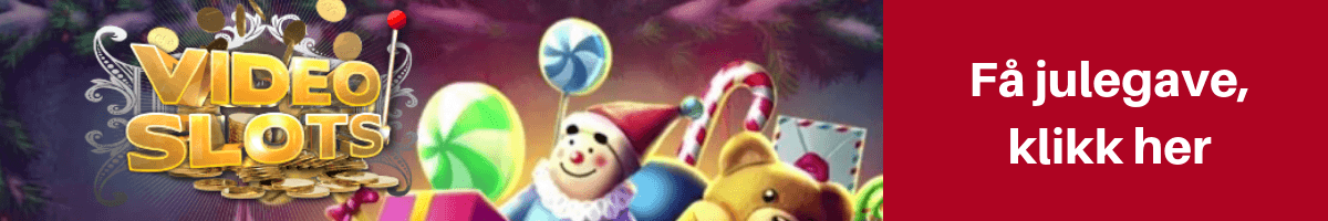 Julekalender Videoslots