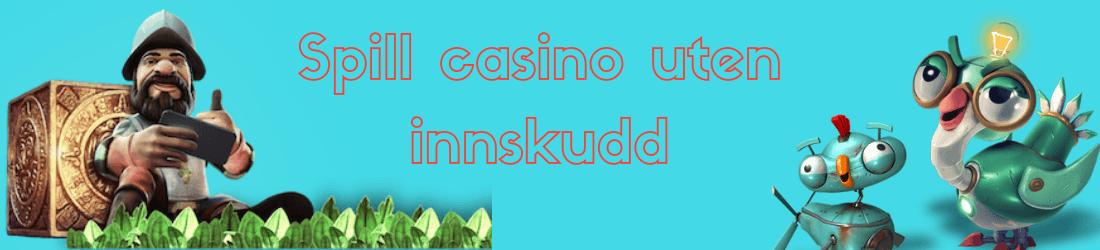 gratis casino spill