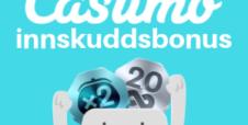 Casumo – 5 innskuddsbonuser for norske spillere