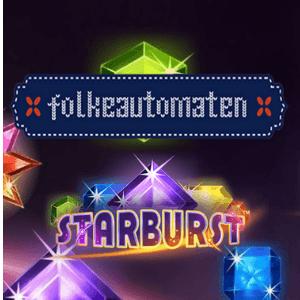 Folkeautomaten 20 free spins på starburst