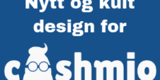 Nytt og kult design for Cashmio Casino