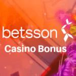welcome bonus betsson