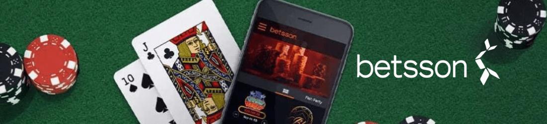 betsson mobil poker