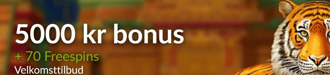 omnislots 5000 kr bonus