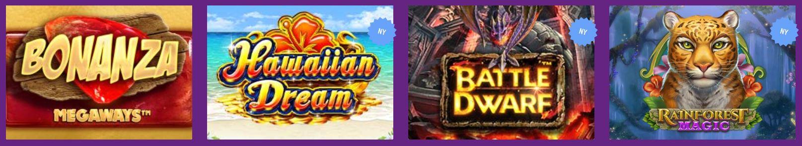 lucky casino slots