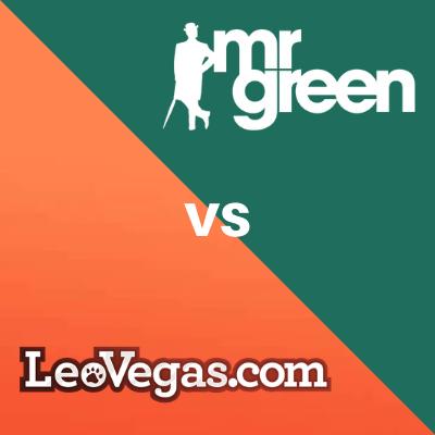 compare leovegas and mr green NO