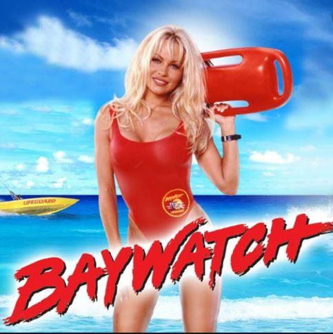 Baywatch mobil logo