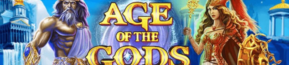 Age Of Gods Rtp