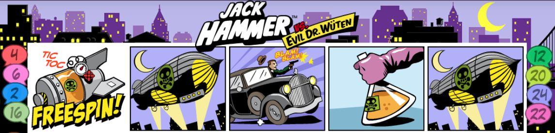 jack hammer NO symboler