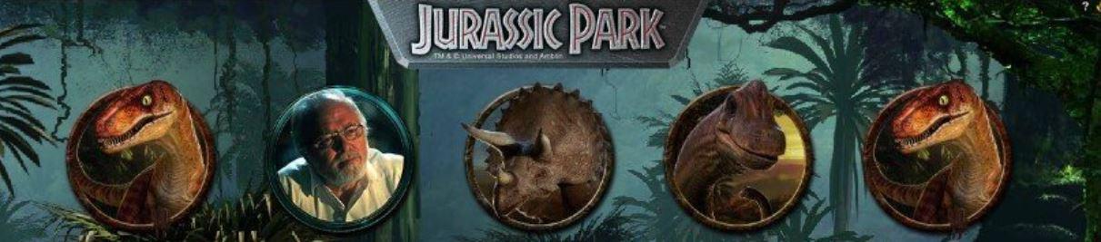spill jurassic park slot