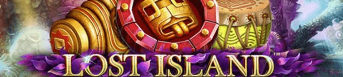 Lost island slot NO netent