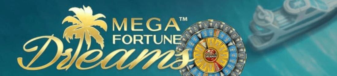 mega fortune dreams NO netent