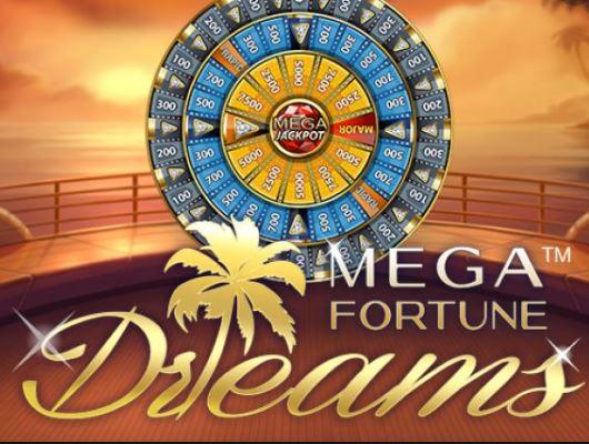 small mega fortune dreams