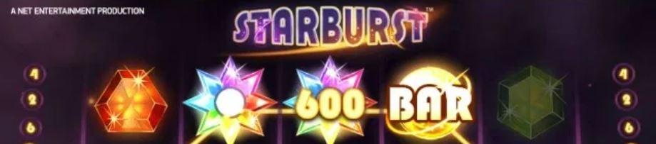 spille starburst