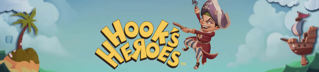 hooks heroes NO NetEnt