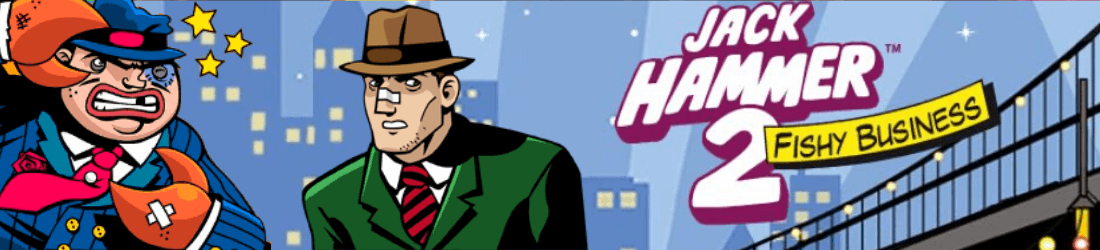 Jack Hammer 2 NO NetEnt