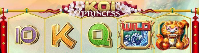 koi princess NO spill