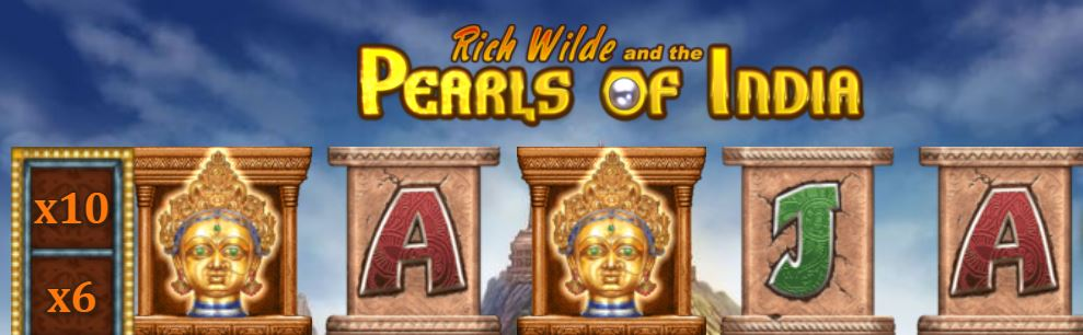 pearls of india NO spill