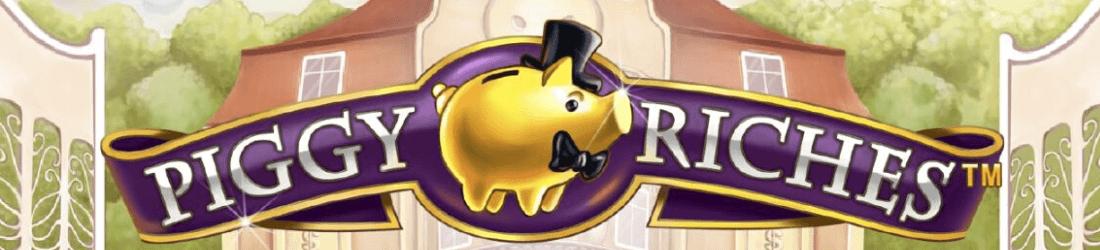 piggy riches NO netent