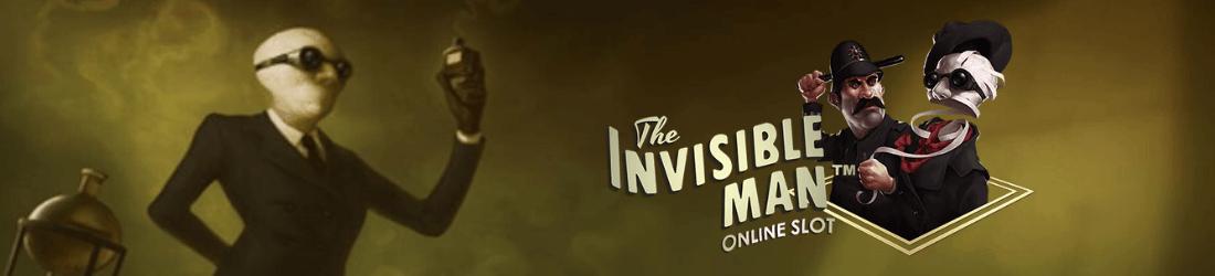 the invisble man NO netent