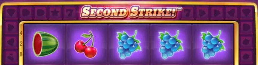 second strike NO spill