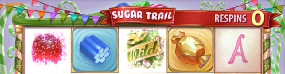 sugar trail spill