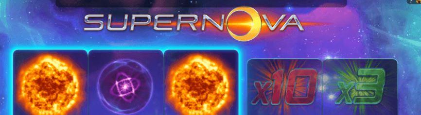 supernova NO spill