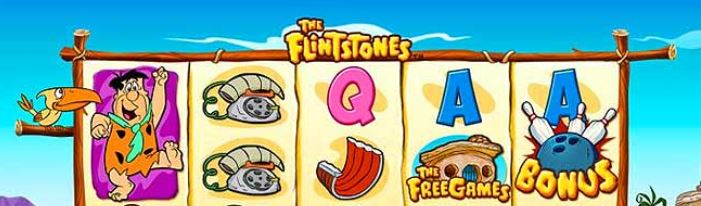 the flintstones NO spill
