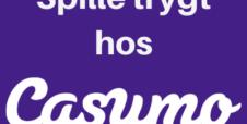Derfor er Casumo trygt for norske spillere