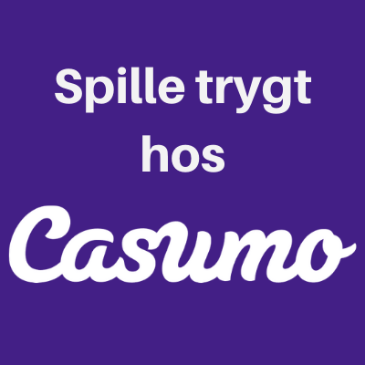 casumo trygt casino NO