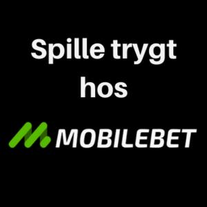 trygge spill hos mobilebet