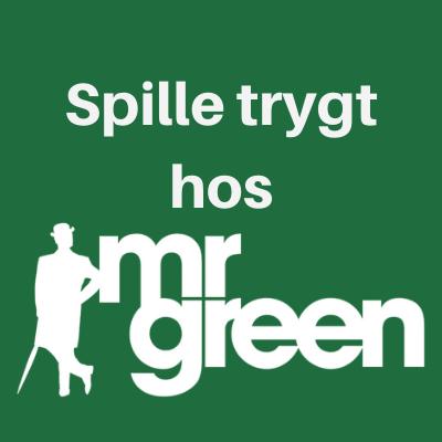 mr green trygt casino
