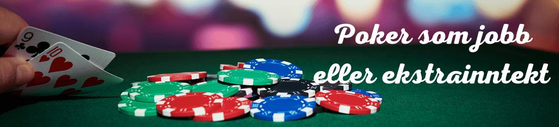 jobbe med poker NO banner
