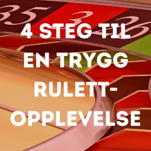 spille tryy rulett