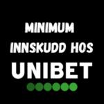 min innskudd unibet casino norge