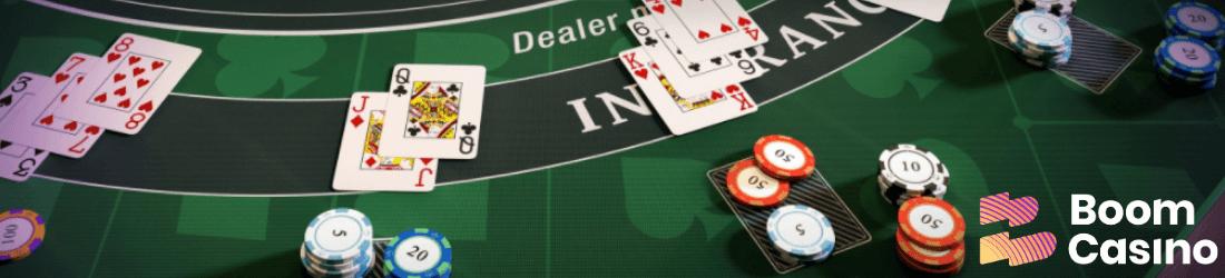 velkommen til boom casino