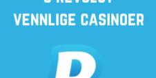 5 Revolut-vennlige casinoer i 2021