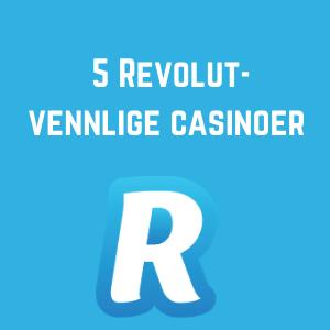 norske revolut casinos